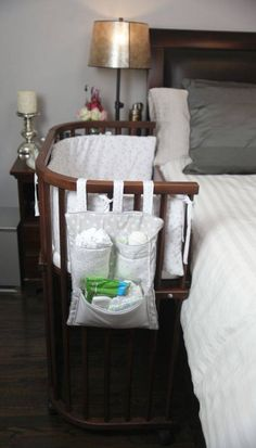 Bassinet for sleepy parents :-)