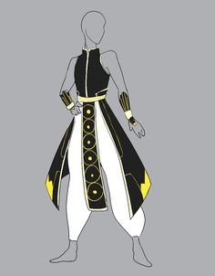 Here is Fantasy Outfit Ideas for you. Fantasy Outfit Id. Fashion Design Drawings, Fashion Sketches, Art Reference Poses, Design Reference, Drawing Reference, Character Outfits, Character Art, Character Costumes, Arte Fashion