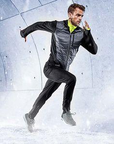 Funkčné športové oblečenie: Beh a jogging v zime – v Tchibo Jogging, Punk, Style, Fashion, Walking, Swag, Moda, Fashion Styles, Running