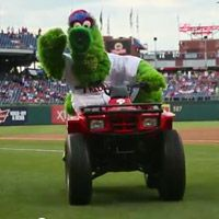 Find out what our beloved mascot, the Phillie Phanatic and his friend, Tom Burgoyne wish you knew about in Philadelphia. (video)