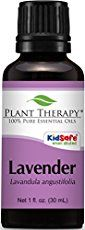 Plant Therapy Lavender Organic Essential Oil Pure, USDA Certified Organic, Undiluted, Natural Aromatherapy, Therapeutic Grade 30 mL oz) Essential Oils For Pain, Therapeutic Grade Essential Oils, Glass Spray Bottle, Shave Gel, Plant Therapy, Fractionated Coconut Oil, Oil Benefits, Massage Oil, Lavender Oil