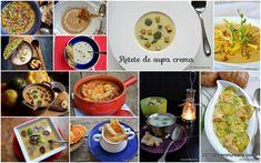 retete de supa crema savori urbane Guacamole, Tacos, Mexican, Urban, Dinner, Cooking, Ethnic Recipes, Food, Dining