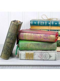 "PORTAFOGLIO ""BOOK CLUB"" by DISASTER DESIGNS - verde - Limon y Sal shop online"