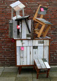 Recycle recycle   Projecten   Studio ditte