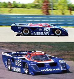 I remember the days when my brother and I would watch the Nissan GTP ZX-Turbo race on tv.. Fond memories..