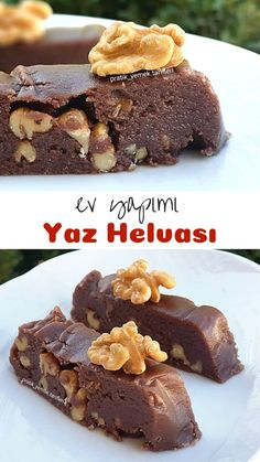 Cake & Co, Turkish Recipes, Diy Food, Afternoon Tea, Health Tips, Deserts, Dessert Recipes, Food And Drink, Cooking