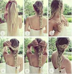 Beautiful braid!