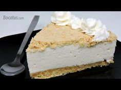 Cream and Condensed Milk Cake [eng-subs] Condensed Milk Cake, Vanilla Cake, Food And Drink, Cream, Desserts, Frases, Cinnamon Waffles, Sweet And Saltines, Dessert