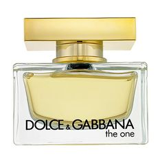 Dolce & Gabbana The One: warm, oriental flora. The top notes radiate a vibrant luminosity, with a sun-touched citrus, while warm fruity notes of luscious lychee and succulent peach add to the delight. An unexpected hint of plum glows as the base finally blooms with luscious allure into the lasting warmth of vanilla and sweetened ambery-musk notes.