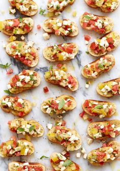 Fougas with scrapes - Clean Eating Snacks Yummy Appetizers, Appetizer Recipes, Tapas, Canapes Faciles, Comida Picnic, Confort Food, Bruchetta, My Best Recipe, Original Recipe