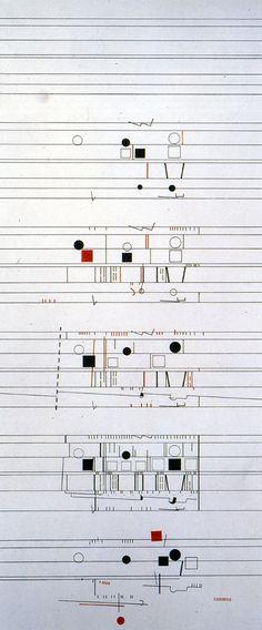 Bernard Tschumi. A+U 216 September 1988 p29