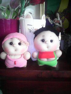 Bambolina e giuseppe