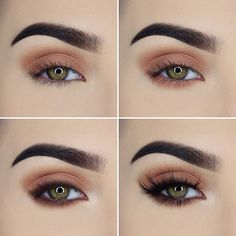 makeup looks;eye makeup tut Make-up; Augen Make-up; Make-up Tutorial; Make-up Aussehen; Augen Make-up Tutorial … – Smokey Eyes Tutorial, Eye Tutorial, Beginner Eyeshadow Tutorial, Simple Makeup Tutorial, Wedding Makeup Tutorial, Eyeshadow Tutorials, Eyeshadow Ideas, Eyeliner Tutorial, Makeup Inspo