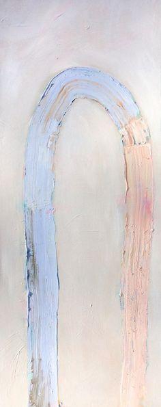 12 x 30 original acrylic textured painting by Brenna Giessen Coral Pantone, Pantone 2016, Pantone Color, Blue Photography, Texture Photography, Large Painting, Texture Painting, Art Blue, Rose Quartz Serenity