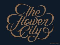 The Flower City by Brendan Prince, via From up North