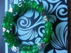 Handmade Emerald Green Nursing / Breast Feeding by MsRetroDesigns, £10.00
