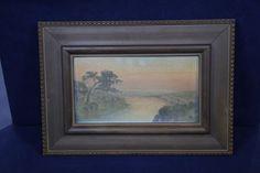 1916 Rookwood Scenic Vellum Plaque  $3,000 Auction  –  $4,000 Auction