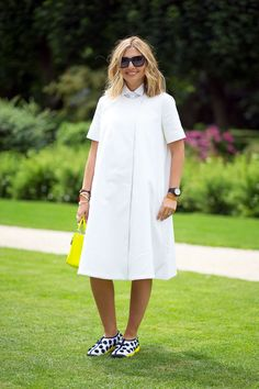 Couture, Couture! Street Style Fall 2014, oversized shape, shirt