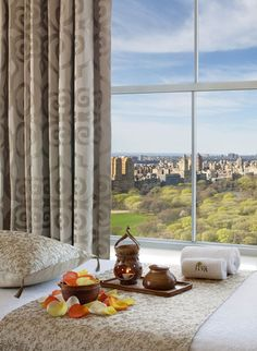 The Pierre New York, A Taj Hotel - The Pierre remains a tranquil refuge in the heart of the city, combining comfort, modern day amenities, and impeccable standards of service.