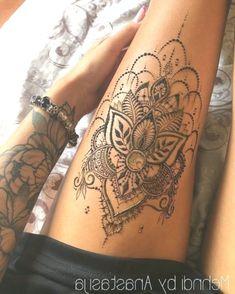 Nuove idee per tatuaggi Mandala Bein Tat 51 - Tatuaggi - . Tattoos tattozbild Tattoos Nuove idee per tatuaggi Mandala Bein Tat 51 - Tatuaggi - - Tattoos Nuove idee per tatuagg Upper Leg Tattoos, Girl Leg Tattoos, Floral Thigh Tattoos, Hip Tattoos Women, Feminine Tattoos, Tattoo Bein Frau, Tattoos Bein, Cute Tattoos, New Tattoos