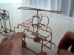 A Kinematic Wire Flower - YouTube