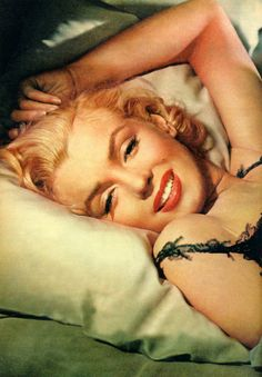 marilyn monroe ~ I have this one over my bed :)