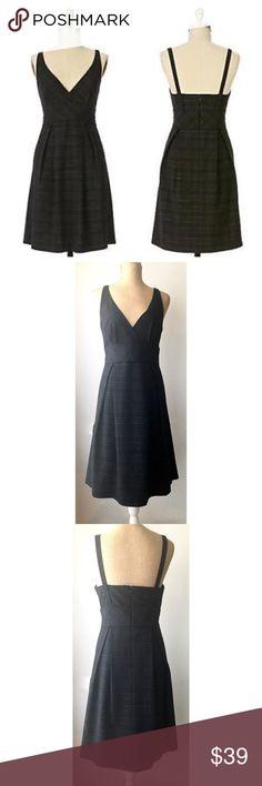 Selling this Anthropologie Moulinette Soeurs Black Plaid Dress on Poshmark! My username is: lendiray. #shopmycloset #poshmark #fashion #shopping #style #forsale #Anthropologie #Dresses & Skirts