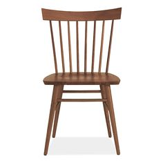 Thatcher Dining Chairs - Pratt Dining Room with Thatcher Chairs - Top + Base Tables - Room & Board White Dining Room Chairs, Wooden Dining Chairs, Eames Chairs, Dining Room Table, Arm Chairs, Rh Furniture, Dining Room Furniture, Office Furniture, Composite Adirondack Chairs