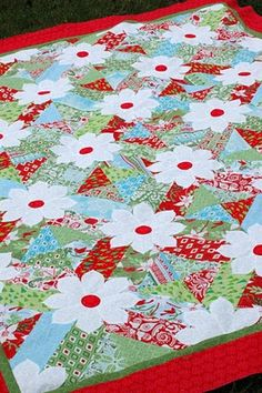 Great Christmas quilt - have you made a Christmas quilt this year?