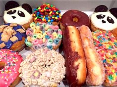 The Essential Guide to Donut Shops in Los Angeles - Eater   LA  California Donuts