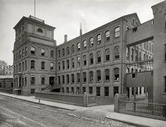 Smith & Wesson, Springfield, Massachusetts   1908