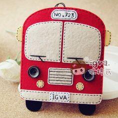 Bus Rojo