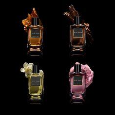 Нишевая линия из четырех ароматов Elie Saab будет представлена всего лишь в нескольких странах мира, в Москву коллекцию привезли только на месяц, до 30 сентября Вы можете послушать ароматы в РИВ ГОШ Цветной!