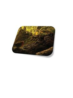 Awesome Fantasy Mouse Pad The Amber Dragon