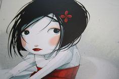 Cuore d'inchiostro: Inchiostro a colori: Mayalen Goust!
