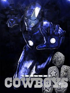 Iron Man and the Cowboys. What can be better?
