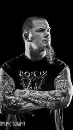 Phil Anselmo Pantera Superjoint Ritual Down Band Music Heavy Metal