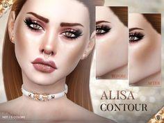The Sims 4 Alisa Contour N07