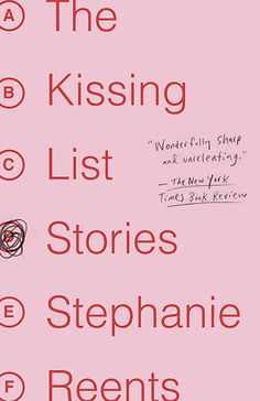 Kissing List - Crown Cover Archive Cover design:  Christopher Brand