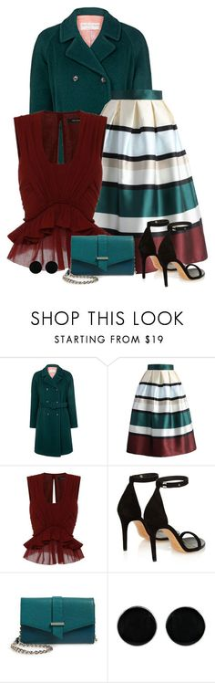 """""""nearly xmas"""" by divacrafts ❤ liked on Polyvore featuring Paul & Joe Sister, Chicwish, Isabel Marant, Halogen, AeraVida and Original"""