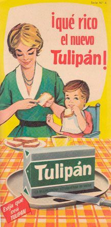 Cartel Tulipan