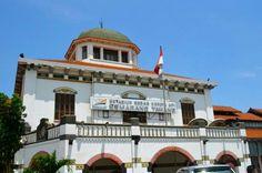 Stasiun Tawang. Semarang. Indonesia