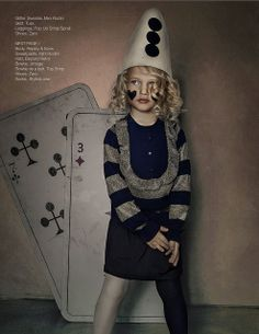 Karolina Henke for La Petite Magazine Issue 9 #editorial #kids #kidseditorial #lapetitemag #magazine #kidswear #fashion