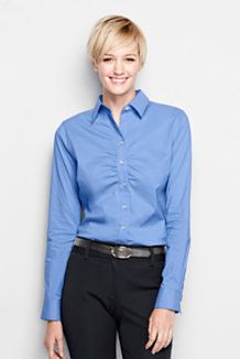 Women's Plus Size Shirts & Blouses from Lands' End