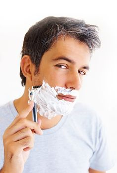Men - what kind of shave are you getting? Using a Double Edge Razor is the next best shave after a straight razor shave. Take a look at Seki Edge razors at http://www.sekiedge.com/Mens-Shaving