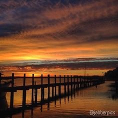 The first Monday of 2015 is greeted with a spectacular Savannah sunrise!
