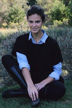 Cuyana Fall 13 Lookbook - San Francisco Fashion