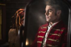 Zac Efron stars as Phillip Carlyle in The Greatest Showman.