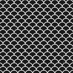 Fish Scale Pattern Fish Scales Pinterest Pattern