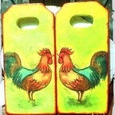 Saya menjual Chickens (Couple) Wall Decoration seharga Rp80.000. Dapatkan produk ini hanya di Shopee! http://shopee.co.id/bettysimamora/79183167 #ShopeeID